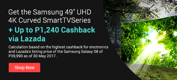 Get the Ultra-HD Samsung Curved SmartTVSeries