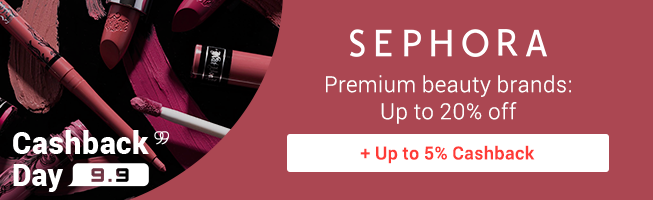 Sephora: Cash-on-Delivery now available