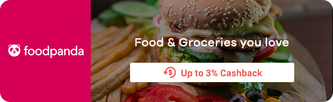 Foodpanda: Have your favorite food delivered to your door step