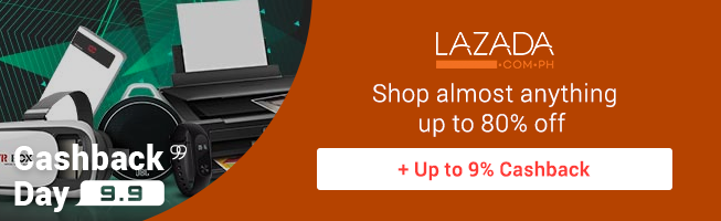 Lazada: Shop almost anything up to 80% off