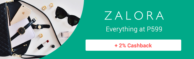 ZALORA: Everything at P599