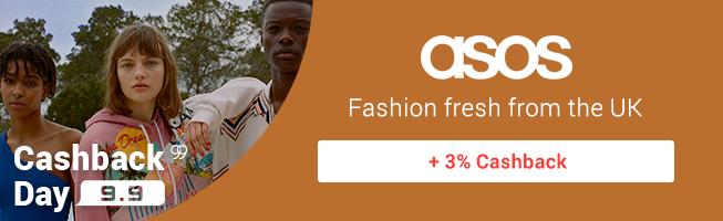 ASOS: Fashion Fresh from the UK