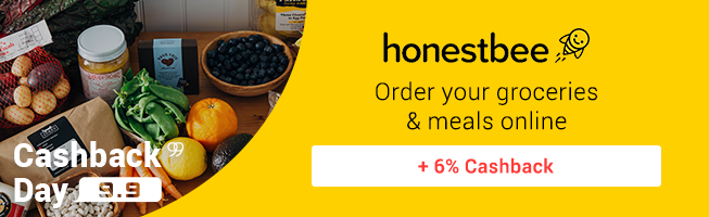 Honestbee: Order your groceries and meals online