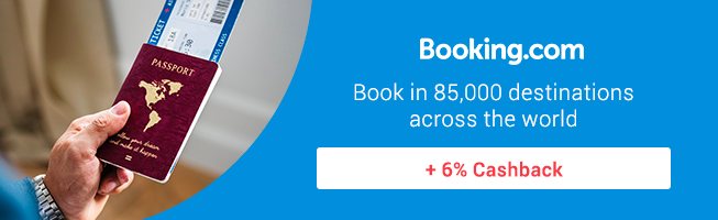 Booking.com: Book hotels without a credit card