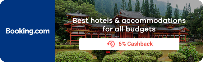 Booking.com: Great Getaway Sale Up to 15% off