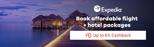 Expedia: Book cheap hotel + flight packages