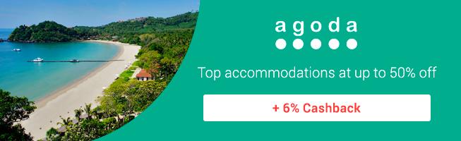 Agoda: Staycation in Manila from P500