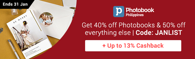 Photobook: Get 40% off Photobooks