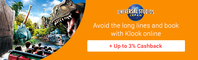 KLOOK: Avoid the lines and book online + Get up to 3% Cashback