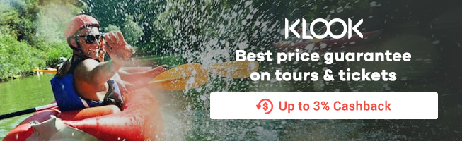 KLOOK: Best price guarantee on tours & tickets