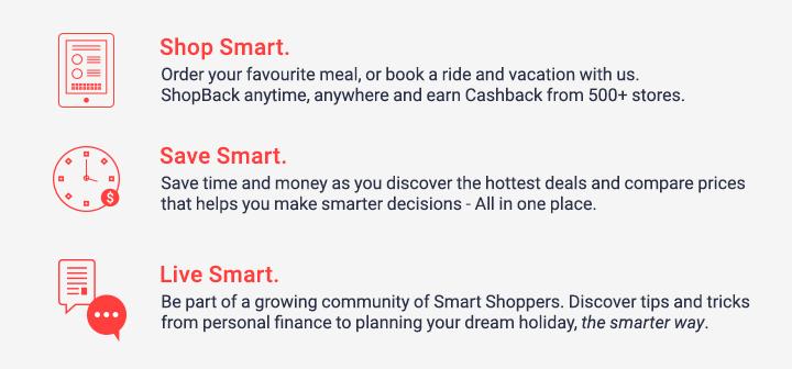Be ShopBack Smart