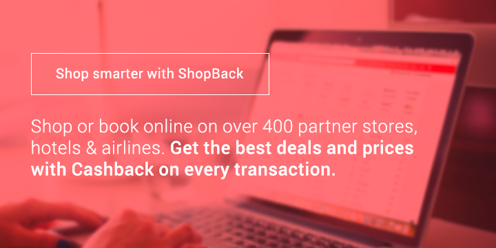 Shop Smarter with ShopBack