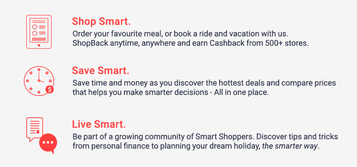 Be a Smarter Shopper with ShopBack