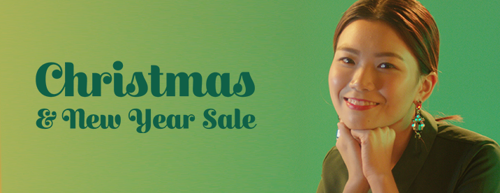 Christmas & New Year Sale
