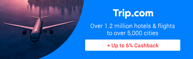 Book your Asia flights and accommodation with Trip.com