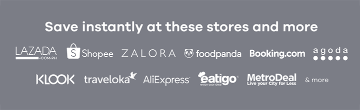 Save instantly at these stores and more