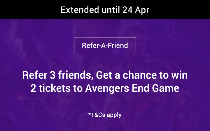 Avenge the Wallet: Get a chance to win 2 Avengers Endgame tickets