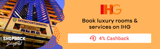 IHG: Book luxury & services on IHG