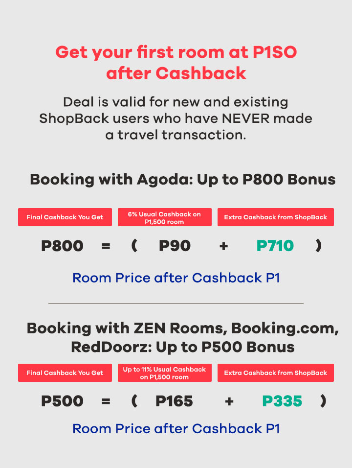 How to calculate for Super Cashback