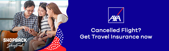 AXA: Get Travel Insurance now