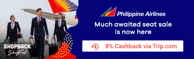 Philippine Airlines via Trip.com