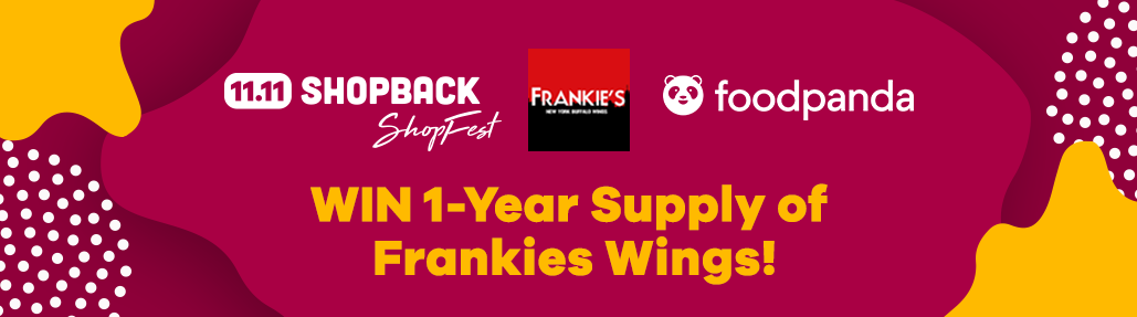 Win 1-Year Supply of Frankies!