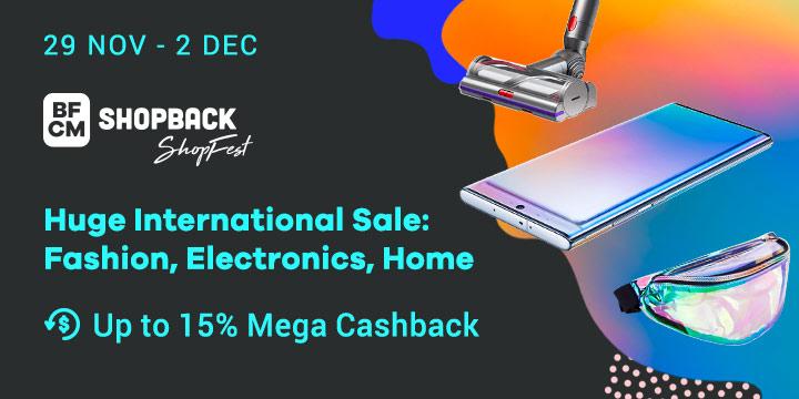 BFCM: Huge International Sale