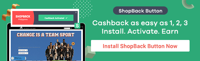 ShopBack Extension Button