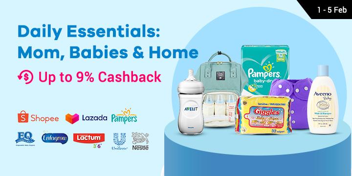 Daily Essentials: Mom, Babies & Home