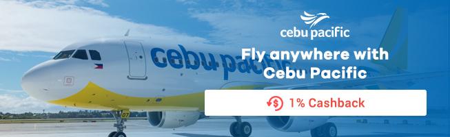 Cebu Pacific: Fly anywhere