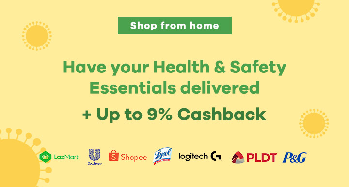 Have your health & safety essentials delivered