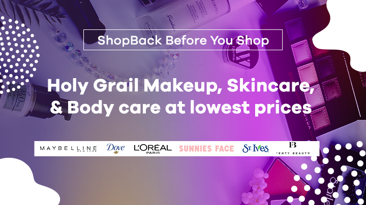 Holy Grail Makeup, Skincare & Body care at lowest prices