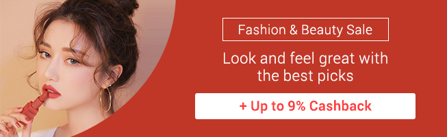 Fashion and Beauty: Get the Creamsilk Customised Solutions + Up to 9% Cashback