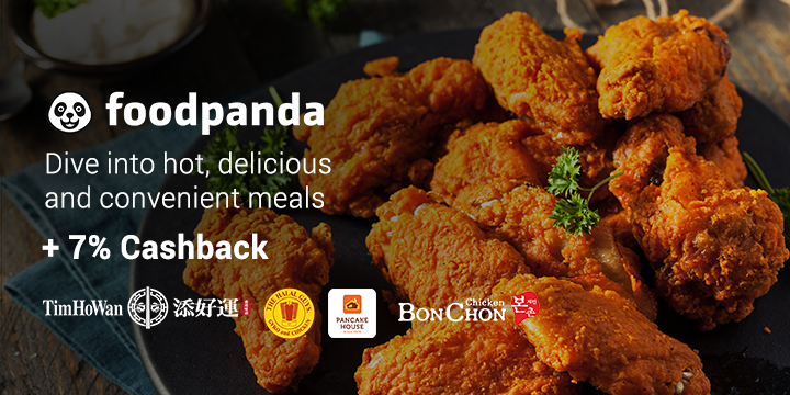 Foodpanda Food Festival | Get Cashback on your foodpanda orders