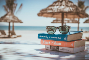 Perfect Beach Books: Up to 40% off