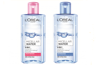 L'Oreal products on Lazada + Free shipping