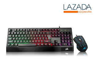 Zeus Gaming Bundle