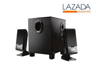 Zeus A-120 2.1 Speakers