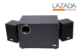 Zeus Z-100 2.1 Speaker