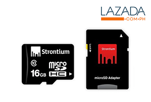 Strontium Class 10 Micro SD
