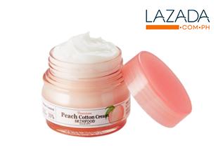 Premium Peach Cotton Cream