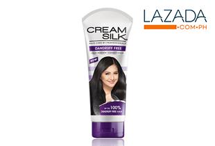 Cream Silk Anti-Dandruff