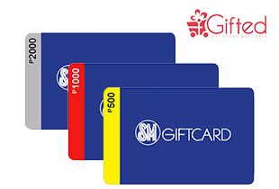 SM Gift Certificate