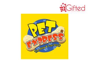 Pet Express Gift Certificate