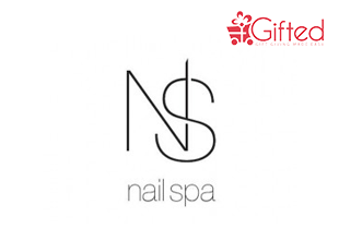 Nail Spa Gift Certificate
