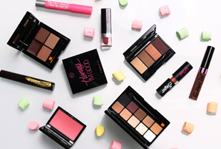Pink Sugar Cosmetics: Now available