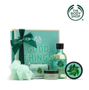 TBS Fuji Green Tea Essential Set