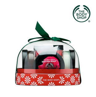 TBS Best of Body Butter Festive Dome