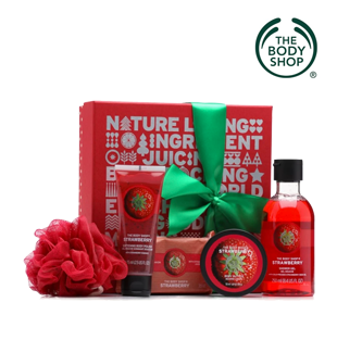 TBS Strawberry Range Small Gift Set