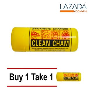 Chamois Clean Cham